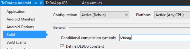 Conditional Compilation Symbols Bas De Cort